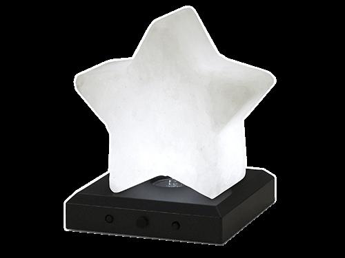 Stea din cristal de sare